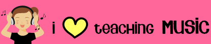 i ♥ teaching music