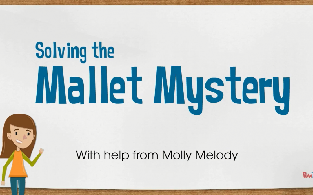 solving the mallet mystery