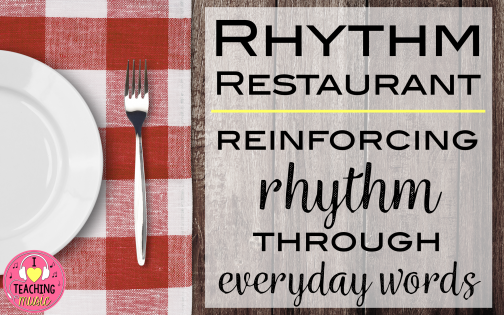 31 Days of Rhythm – Rhythm Restaurant